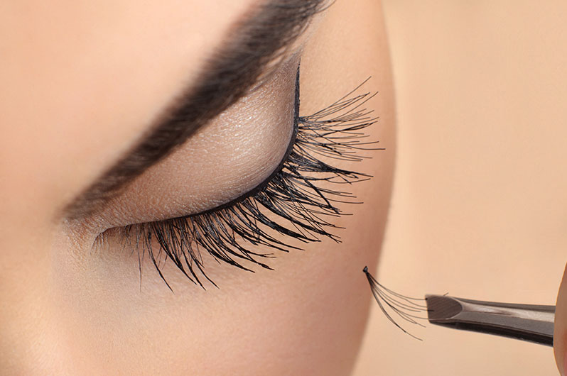 Sirod's Hair Gallery Eyelash Extensions