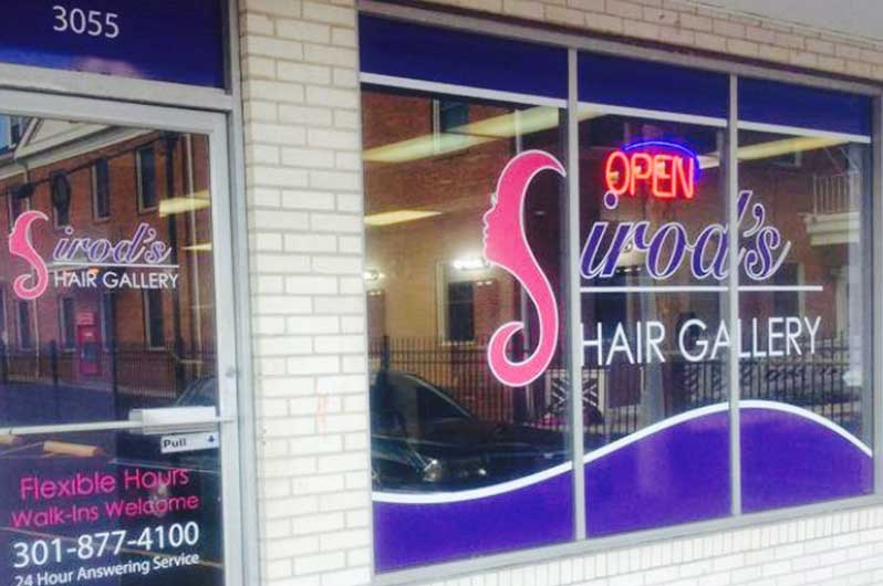 About Sirod's Hair Gallery